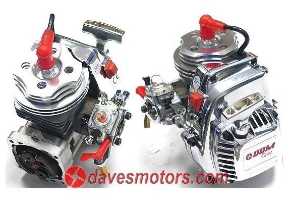 Chung Yang CY29RC Chrome Headkit Engine 3.75 HP