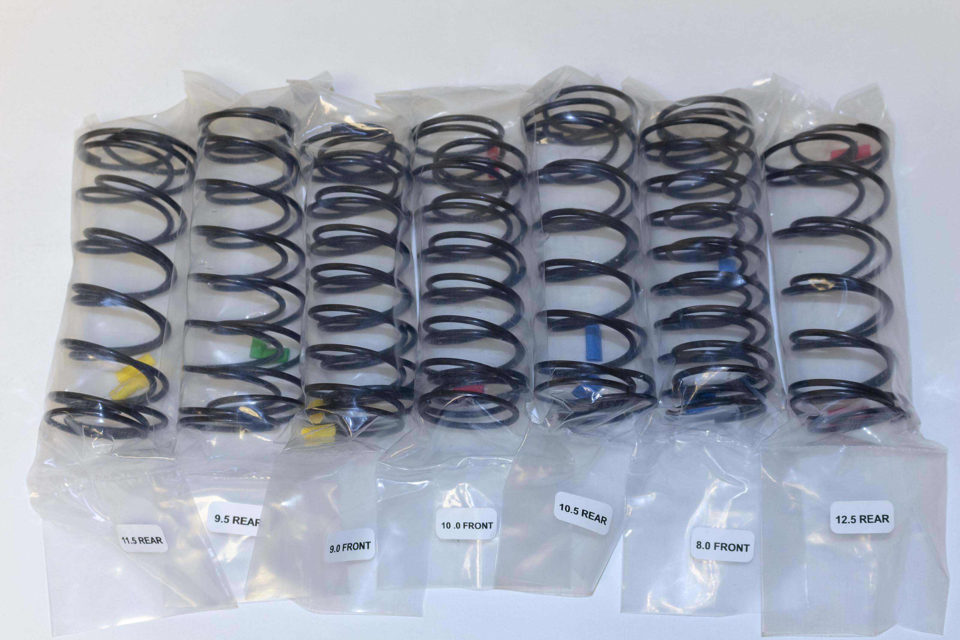 MINI WRC : 5IVE-T LOSB2855 4 Losi Shock Plastics /& Balls